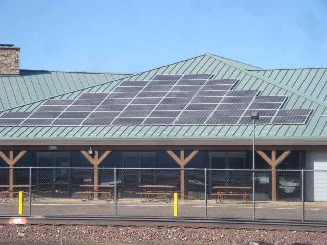 Sedona AZ commercial solar electrical contractor in Cottonwood AZ