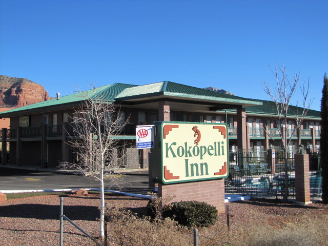 Kokopelli Inn electrical contractor project