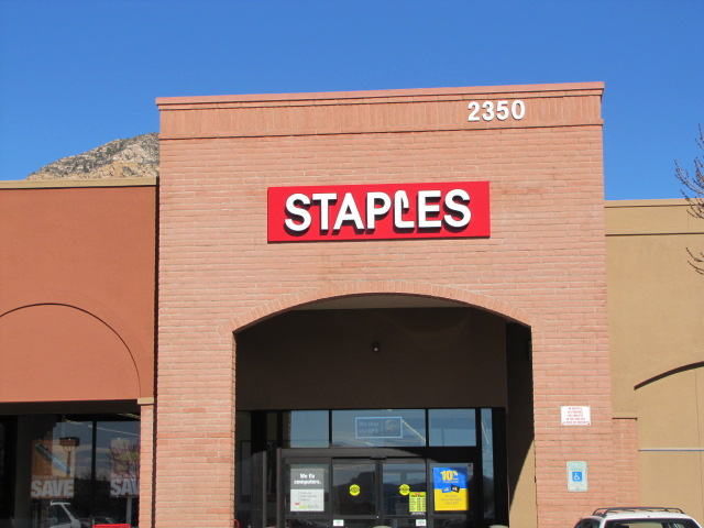Staples sedona az electrical project